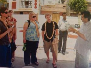 CFHI Students Visiting Sulabh International in New Delhi