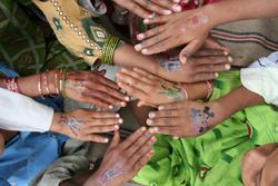 India-Hands
