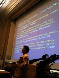 CUGH Conference Presentation