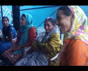 CFHI Health Promoters Meeting in the Village of Patti, Northern India