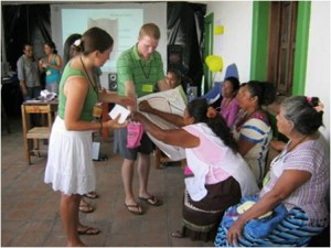Midwife Training in Oaxaca, Mexico