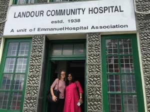 Landour Community Hospital, Mussoorie